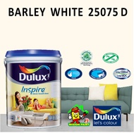 18 L ( 18 LITER ) DULUX PAINT INSPIRE INTERIOR SMOOTH SHEEN / CAT DALAM RUMAH / EASY CLEAN / wpc