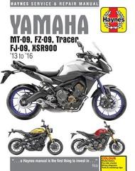 Yamaha Mt-09 '13-'16 Fz-09 '14-'16 Mt-09tr Tracer '15-'16 Fj-09 '15-'16 & Xsr900 '16