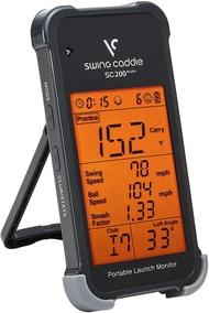 เครื่อง วิเคราะห์วงสวิง VOICE CADDIE  SC200 PLUS SwingCaddie Portable Launch Monitor 🏌️♂️🏌️♀️✅ติดต่อ สอบถาม เพิ่มเติม :: 0891748080