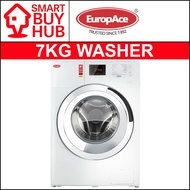 EUROPACE EFW5700S 7kg FRONT LOAD WASHER (3 Ticks)