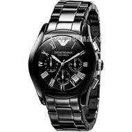 EMPORIO ARMANI AR1400 阿瑪尼手錶 精鋼時尚石英手錶 計時腕錶 歐美代購