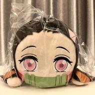 (全新正版) 代理 鬼滅之刃 FuRyu SEGA 竈門禰豆子 禰豆子 趴趴 玩偶 娃娃