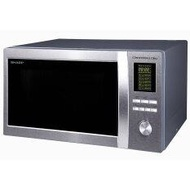 Sharp Microwave Oven with Convection R954AST