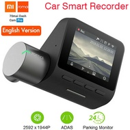 Xiaomi 70 Mai Dash Cam Pro Intelligent Camera Recorder Pro Intelligent Driving Recorder