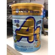 愛寶貝專業團購網- 雪印金A1嬰兒奶粉900克   一箱12罐=6300含運