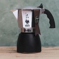 BIALETTI BRIKKA 增壓摩卡壺 加壓款(新版) 4人份/義式咖啡/卡布