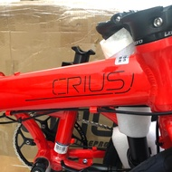 Crius Master D, Shimano & Litepro Parts [READY STOCK]