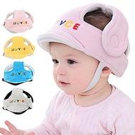 JoyNa寶寶防摔帽保護帽 學步防撞帽兒童安全頭盔護頭帽
