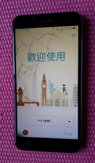 故障ASUS ZenFone 3 ZE520KL 32GB google鎖 零件機售出不退*