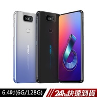 ASUS ZenFone 6 ZS630KL (6G/128G) 銀/黑 原廠保固一年 手機 蝦皮24h