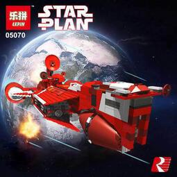 【悠著點積木】兼容樂高諾高星球大戰系列共和國巡洋艦7665拼裝積木玩具05070