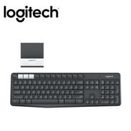 Logitech 羅技 K375S 無線鍵盤支架組合