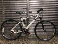 二手捷安特前後避震登山車Giant xtc nrs3 24段變速 mountain bike
