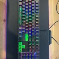 Ducky one 2 RGB X Razer 機械式鍵盤 黃軸