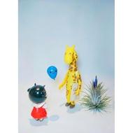 Mr.Giraffe先生-CHAOSCHAOs小羊-藝術家-創作家-插畫家-非村上隆-草間彌生-奈良美智-中村萌-ttf