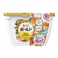 日本 P&G Bold 3D香氛洗衣果凍球 16顆入/盒裝 洗衣果凍球 洗衣凝膠球 洗衣球 洗衣 清潔 寶僑 Bold【B063733】
