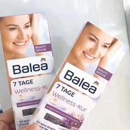 正品 德國Balea保濕緊緻煥彩安瓶 7日保濕精華安瓶 高度濃縮精華