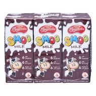 F&N Magnolia UHT Smoo Packet Milk - Chocolate
