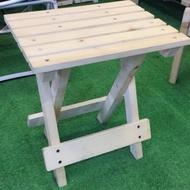四季倉庫-折疊椅 露營椅 原木 實木 家具