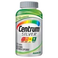 銀寶善存Centrum Silver 50歲以上專用綜合維他命 大包裝325顆 現貨!