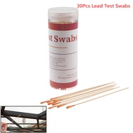 SHUNYING Laboratory Lead Test Kit with 30 Testing Swabs Rapid Test Results in 30 Seconds