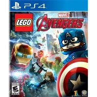 ps4 lego marvel advanger ( english zone 1 )