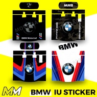 BMW Motorcycle IU Sticker / IU Decal