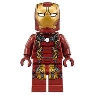【LEGO 大補帖】鋼鐵人 Iron Man MK 43【76105/sh498】(MG-57)