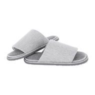 【Unipapa】可換鞋墊 室內拖鞋- L(拖鞋體x1、棉底墊x1、竹蓆墊x1)