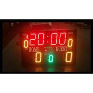 籃球 排球 手球 訓練 多功能 電子計分板
