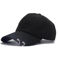 BTS Kpop Wings Tour Jimin with Iron Rings Hats Snapback Baseball Cap Merchandise - intl
