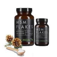 奇奇保健 有機硫MSM粉末 素食可 英國原裝 kiki health
