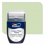 Dulux Colour Play Tester Venetian Glass 30GY 72/196