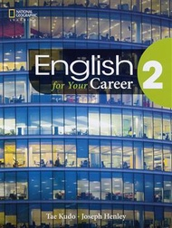Tae Kudo/ Joseph Henley English for Your Career 2 (+MP3)