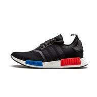 แท้ รองเท้าวิ่ง ADIDAS NMD R1 Running Shoes Sneaker รองเท้าผ้าใบ ผู้ชาย รองเท้าวิ่ง รองเท้ากีฬา รองเท้าผู้หญิง