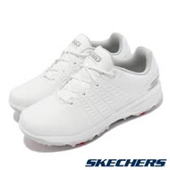 Skechers 高爾夫球鞋 Go Golf Jasmine 女鞋 防水軟釘 可更換 避震 緩衝 高抓地力 白 123001-WHT 123001-WHT