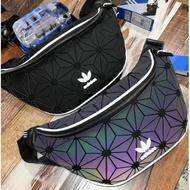 ADIDAS WAISTBAG Clover LOGO Issey Miyake Sports Waist Bag Waist Bag Side Back Wa