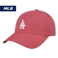 [韓國購入]MLB復古棒球帽 粉色 LA道奇帽