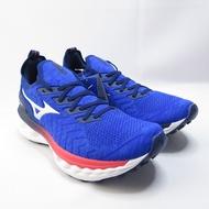 Mizuno WAVE SKY NEO 男款 慢跑鞋 J1GC203404 藍【iSport愛運動】