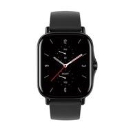 AMAZFIT GTS 2無邊際鋁合金健康智慧手錶-黑