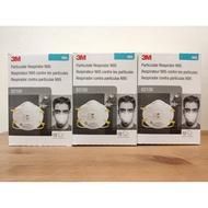【現貨】3M口罩 n95口罩 9501V|9502V|9001V|8210V 霧霾 防塵 PM2.5 防霾 口罩 呼吸閥