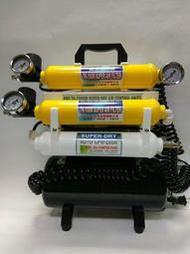 仙盈 鼎立鏡面级 CPM-280A 空壓機 杜絕仿冒價 7850元 不出水保證 双缸雙效除濕棒 雙筆双獨立穩壓微調閥輸出
