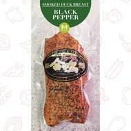 Black Pepper Smoked Duck Breast (Approx 200-220g)
