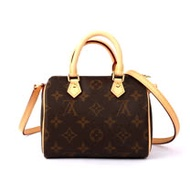 【Louis Vuitton】MONOGRAM NANO SPEEDY 迷你波士頓包 M61252 LV19000107