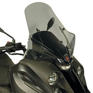 Givi 340D 風鏡(固定架另購) 適用-GILERA Fuoco 500 (2007→2014)