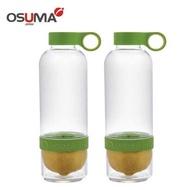 OSUMA 鮮活隨手瓶TRITAN HY-411 二入