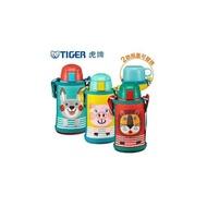 TIGER虎牌 600cc兒童兩用功能保溫杯保溫瓶 MBR-T06G