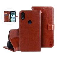 【IN7】瘋馬紋 ASUS ZenFone Max Pro ZB602KL 錢包式 磁扣側掀PU皮套 手機皮套保護殼(吊飾孔 插卡皮套)