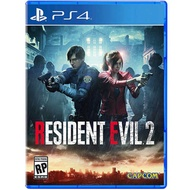PS4 惡靈古堡 2 Resident Evil 2 重製版 中文版