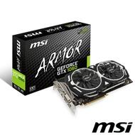 MSI GTX 1060 ARMOR 6G OCV1 Gaming虎 (福利品)完售